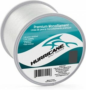 Hurricane Mono Fishing Line 100lb