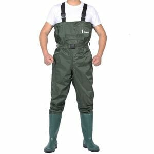 Ouzong Best Fishing Wader