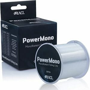 RRuncl PowerMono Best Mono Fishing Line