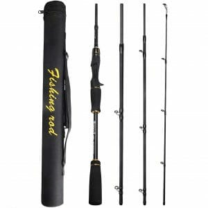 Shaddock Fishing Spinning Fishing Rod Best Bass Fishing Rod