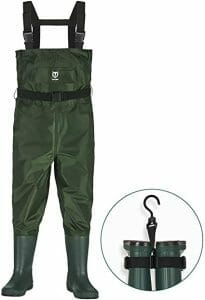 Tidewe Highly Durable Chest Wader