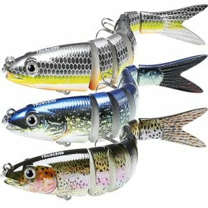 Truscend Fishing Lures For Bass Best Trout Lures