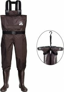 Upgrade Unisex Fishing Chest Waders